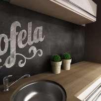 Küchenrückwand Tafel