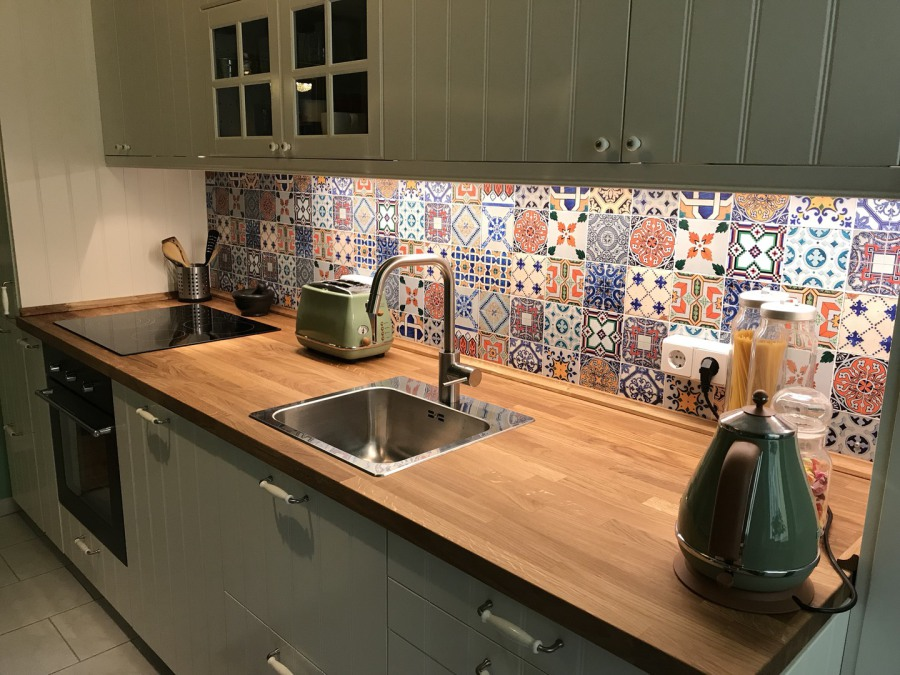 Küchenrückwand - Beispiele von zufriedenen Kunden